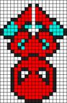 Alpha pattern #25714