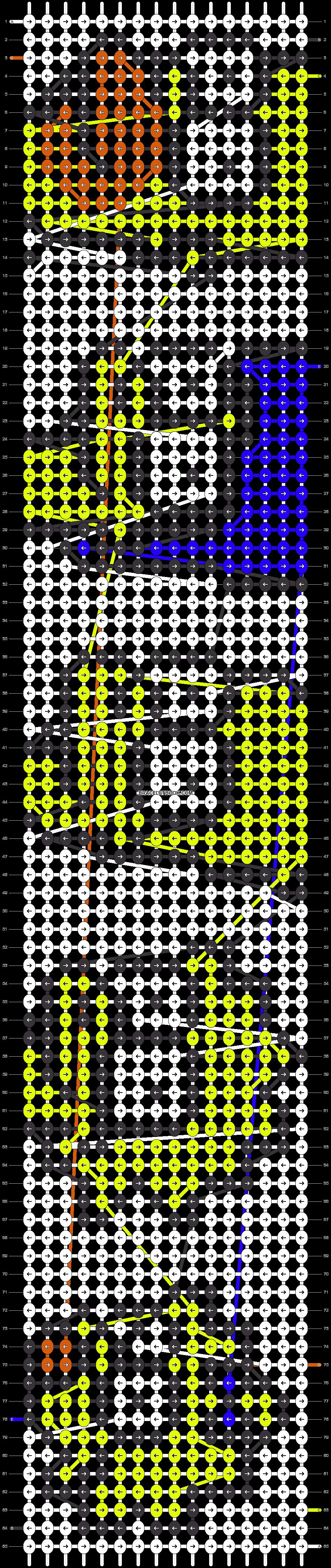 Alpha pattern #25715 pattern