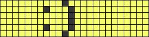 Alpha pattern #25745