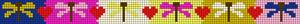 Alpha pattern #25747
