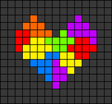 Alpha pattern #25769