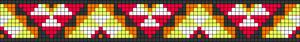 Alpha pattern #25791