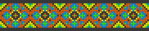 Alpha pattern #25792