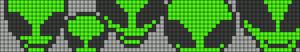 Alpha pattern #25816