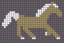 Alpha pattern #25828