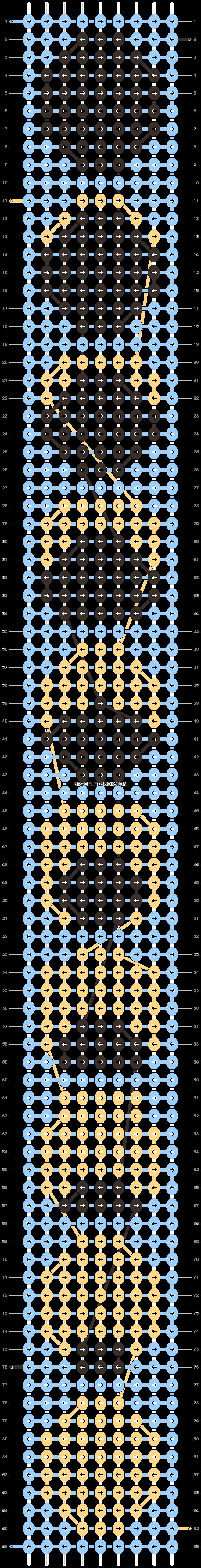 Alpha pattern #25829 pattern