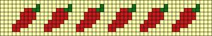 Alpha pattern #25851