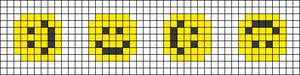 Alpha pattern #25864