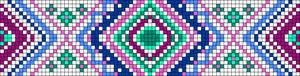 Alpha pattern #25910