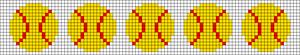 Alpha pattern #25912
