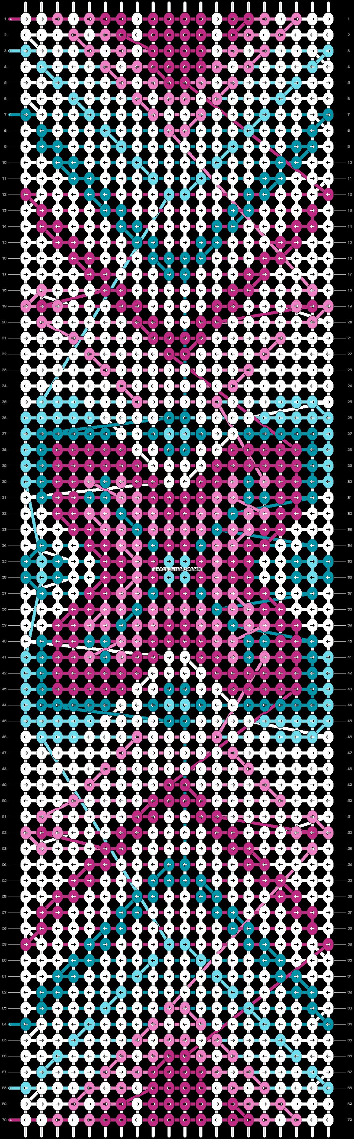 Alpha pattern #25915 pattern