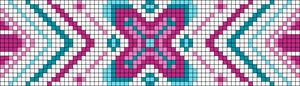 Alpha pattern #25915