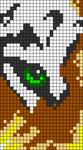 Alpha pattern #25941
