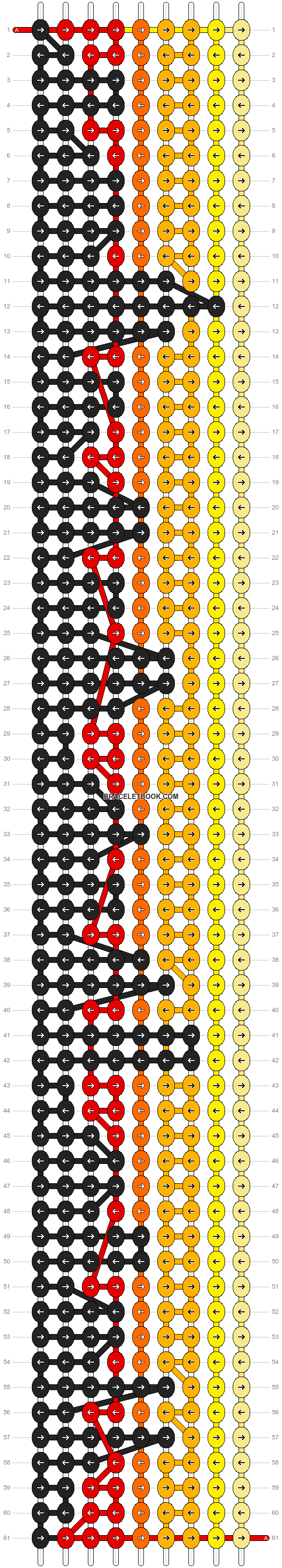 Alpha pattern #25947 pattern