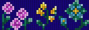 Alpha pattern #25966