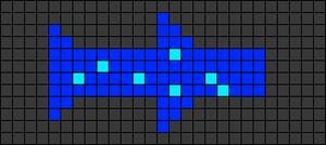 Alpha pattern #25979