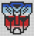 Alpha pattern #25995