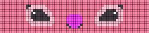 Alpha pattern #26058