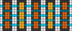 Alpha pattern #26066