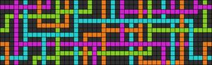 Alpha pattern #26072