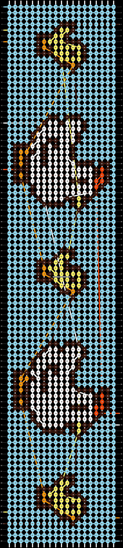 Alpha pattern #26079 pattern
