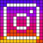Alpha pattern #26122