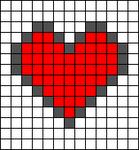 Alpha pattern #26140