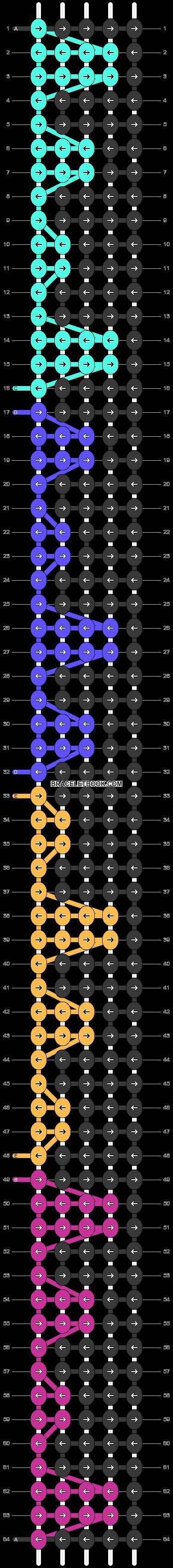Alpha pattern #26145 pattern