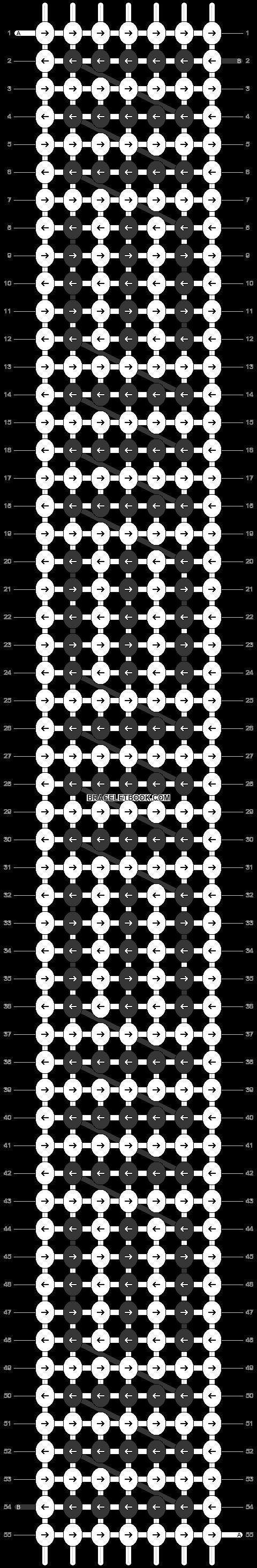 Alpha pattern #26147 pattern