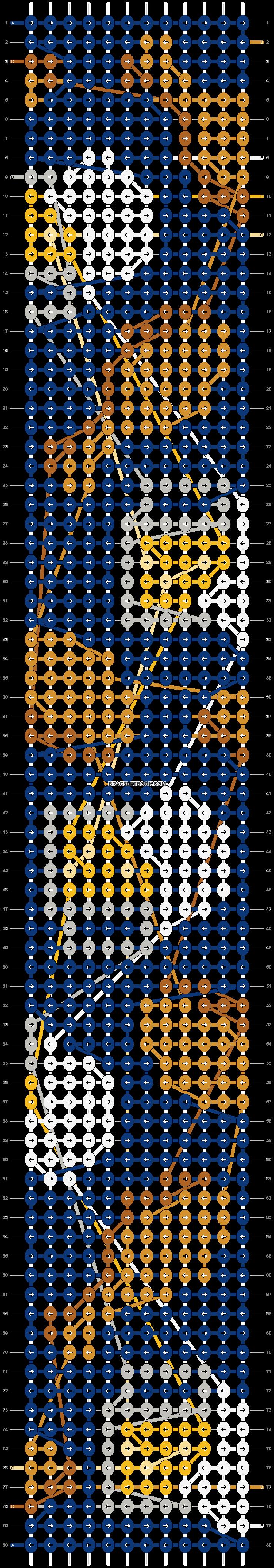 Alpha pattern #26161 pattern