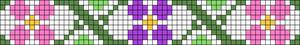 Alpha pattern #26165