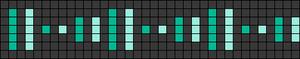 Alpha pattern #26170