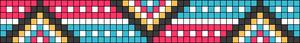Alpha pattern #26173