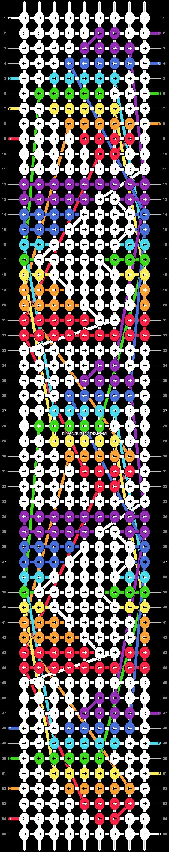 Alpha pattern #26174 pattern