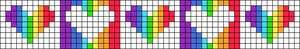 Alpha pattern #26174