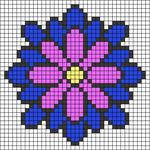 Alpha pattern #26175