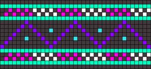 Alpha pattern #26182