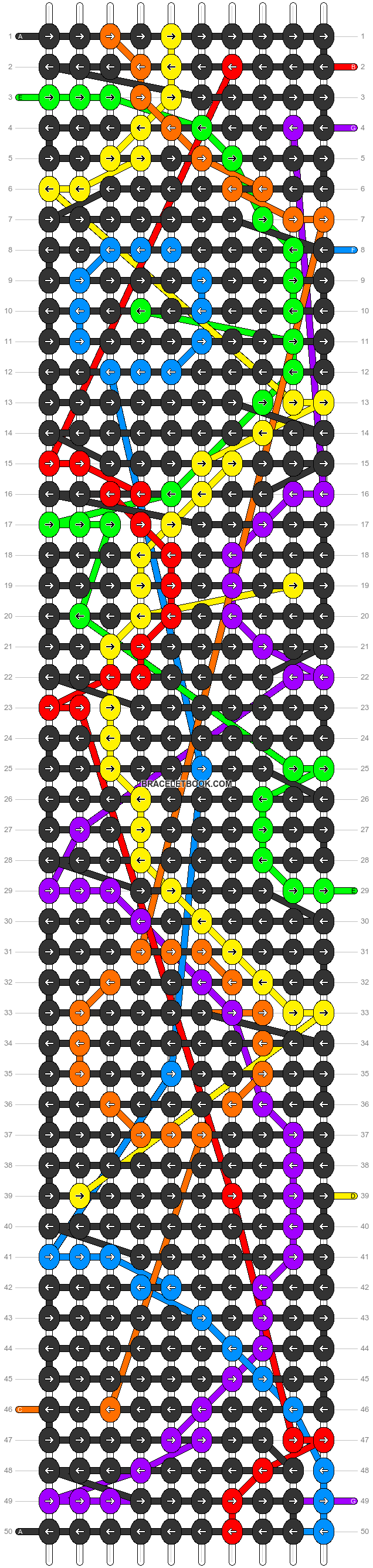 Alpha pattern #26184 pattern