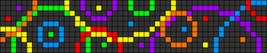 Alpha pattern #26184