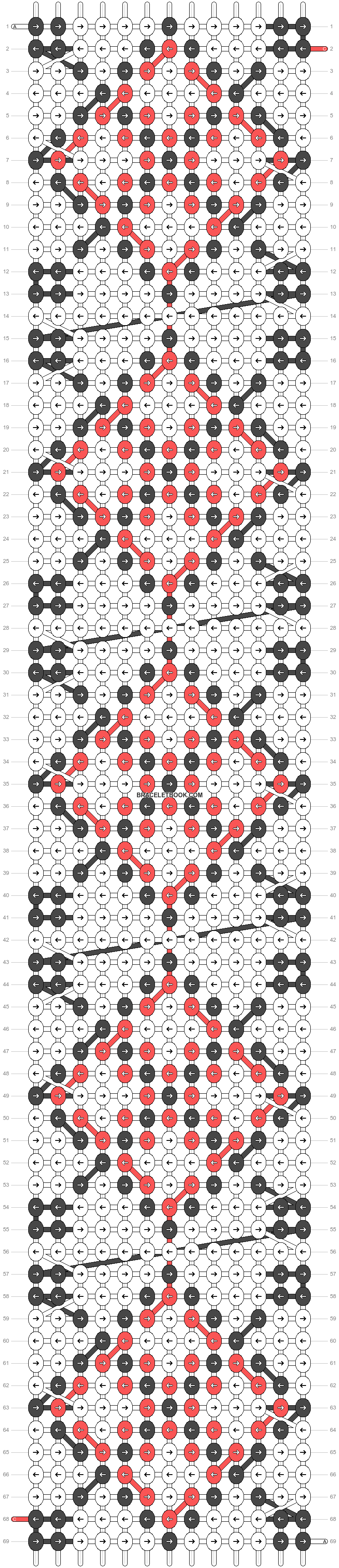 Alpha pattern #26188 pattern