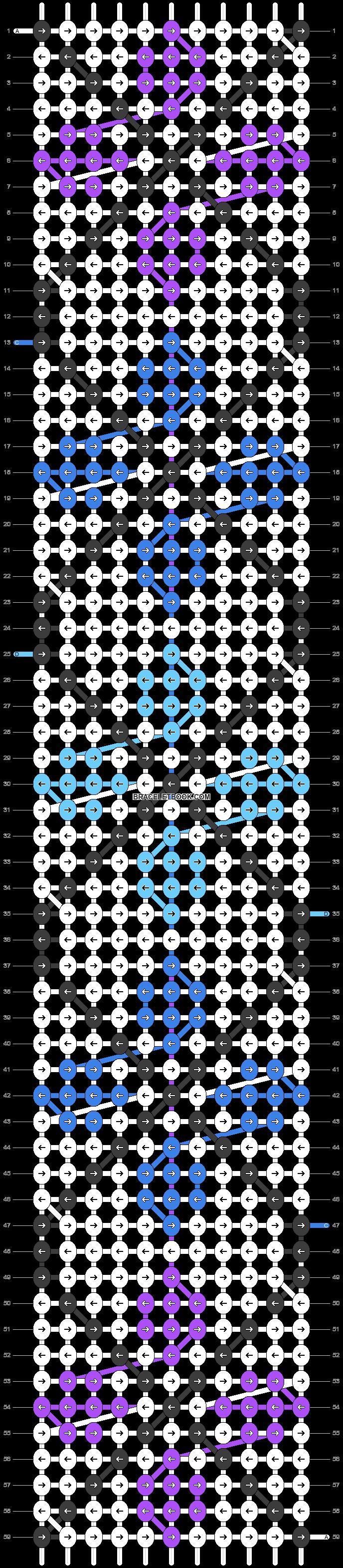 Alpha pattern #26189 pattern