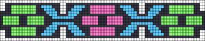 Alpha pattern #26201