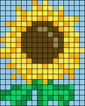 Alpha pattern #26203