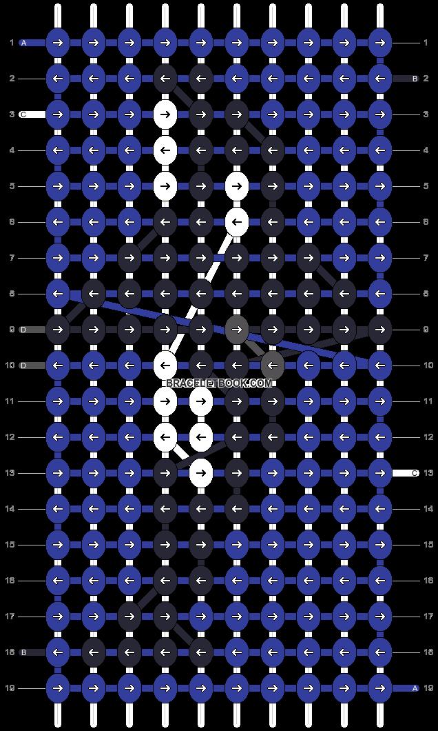Alpha pattern #26224 pattern