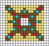 Alpha pattern #26236
