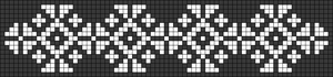 Alpha pattern #26244