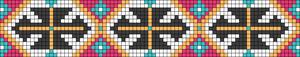 Alpha pattern #26245