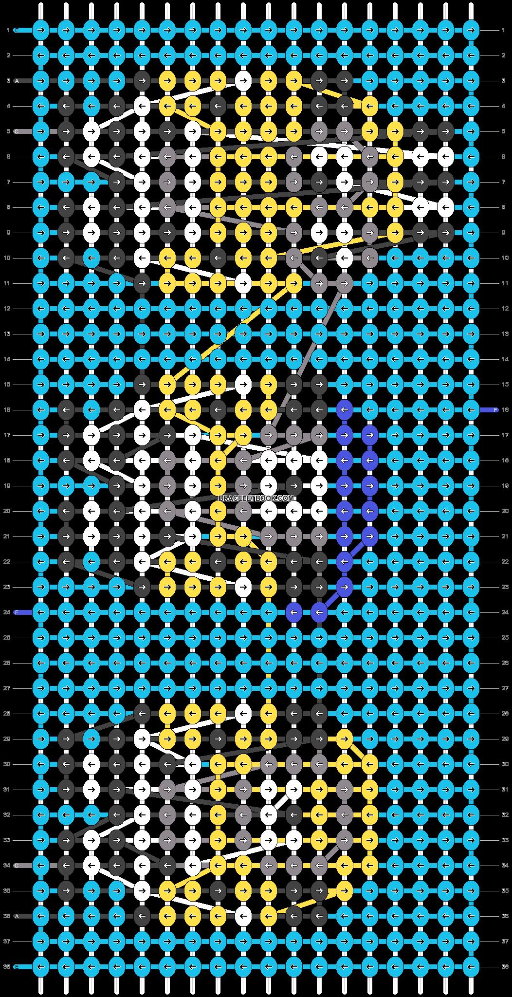 Alpha pattern #26246 pattern