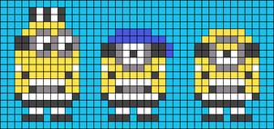 Alpha pattern #26246
