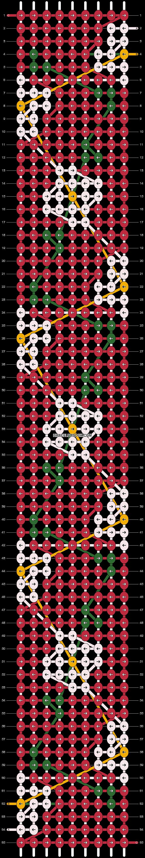Alpha pattern #26251 pattern